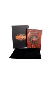 Fire and Blood Journal Small