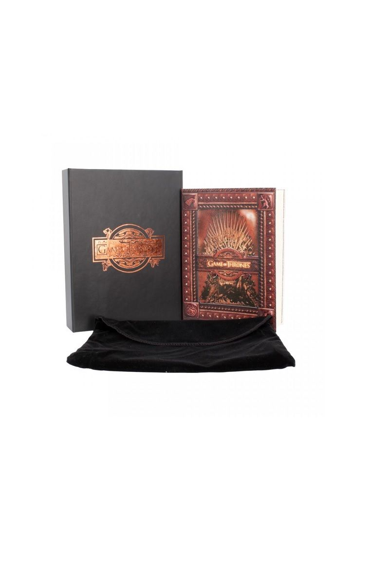 Iron Throne Journal Small