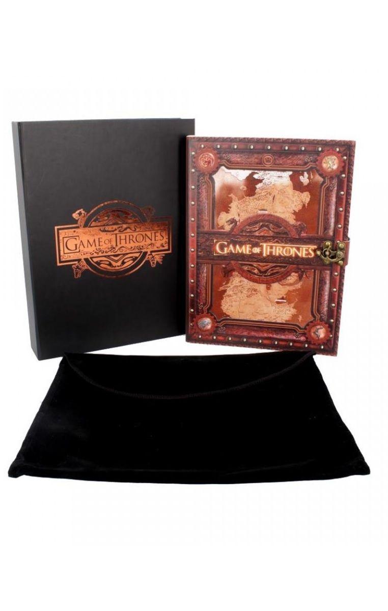 Seven Kingdoms Journal Large