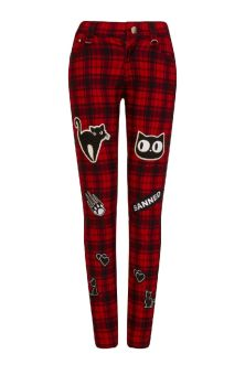 Lucky 13 Trousers TR4097