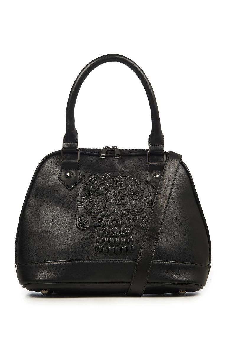 Rho Embossed Bag