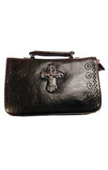 Gothic Cross Handbag BBN794
