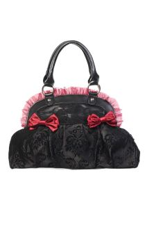 Reinvention Flocked Bag BBN752