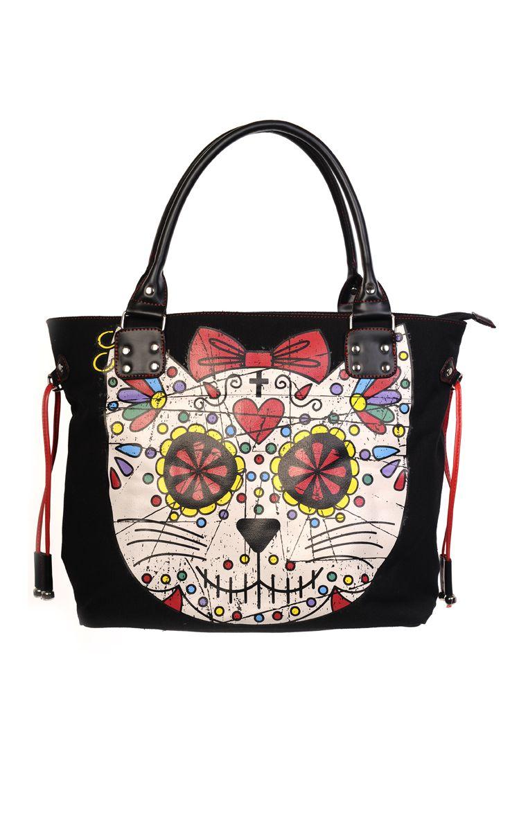 Sugar Kitty Shoulder Bag