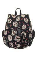 Sugar Skull Backpack BBN779