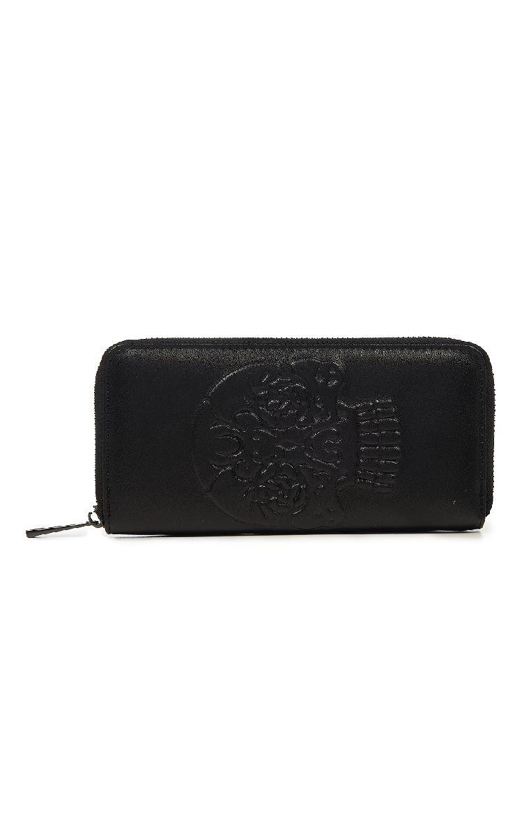 Skull Emboss Wallet