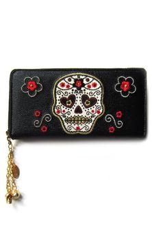 Candy Skull Wallet WBN1405