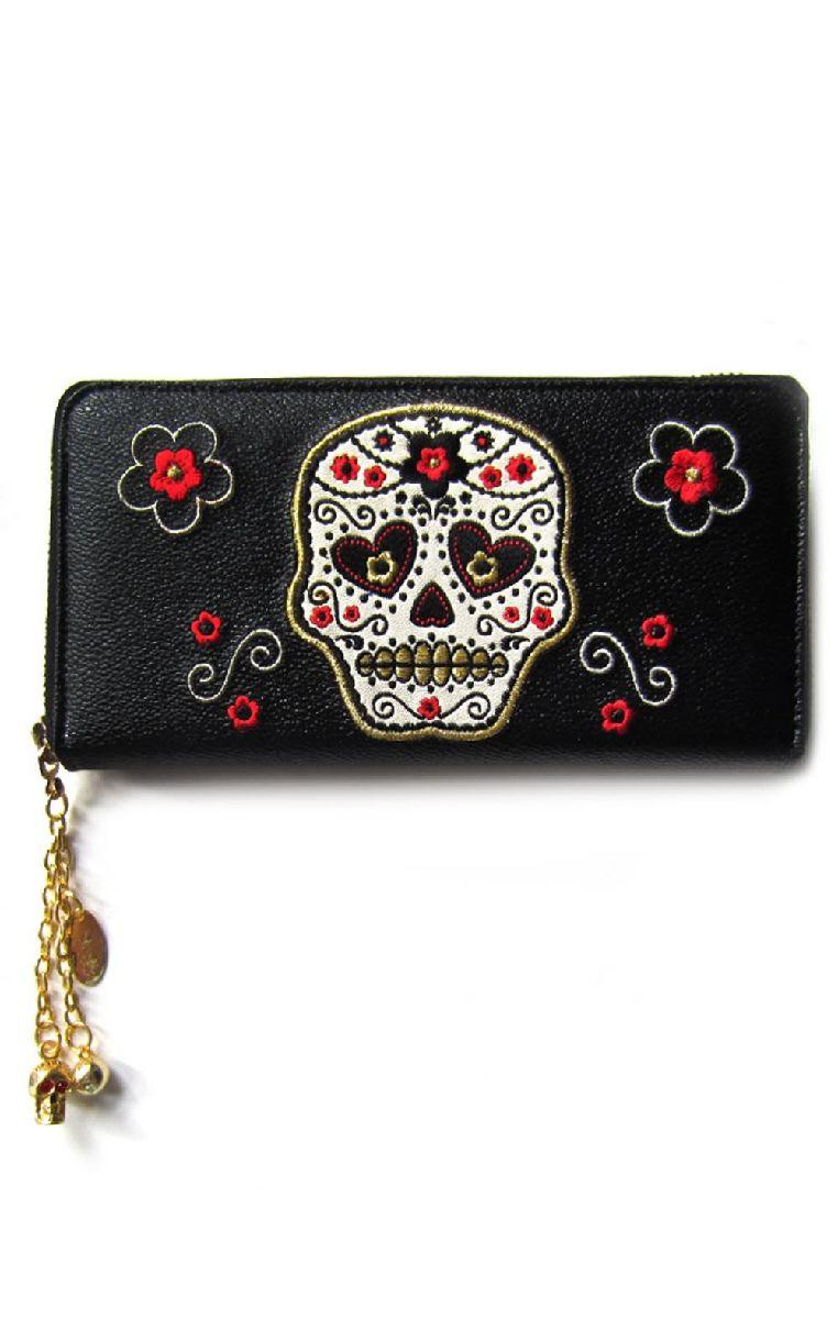 Candy Skull Wallet
