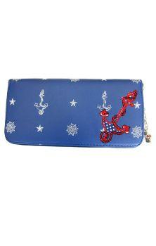 Blue Anchor Wallet WBN1403