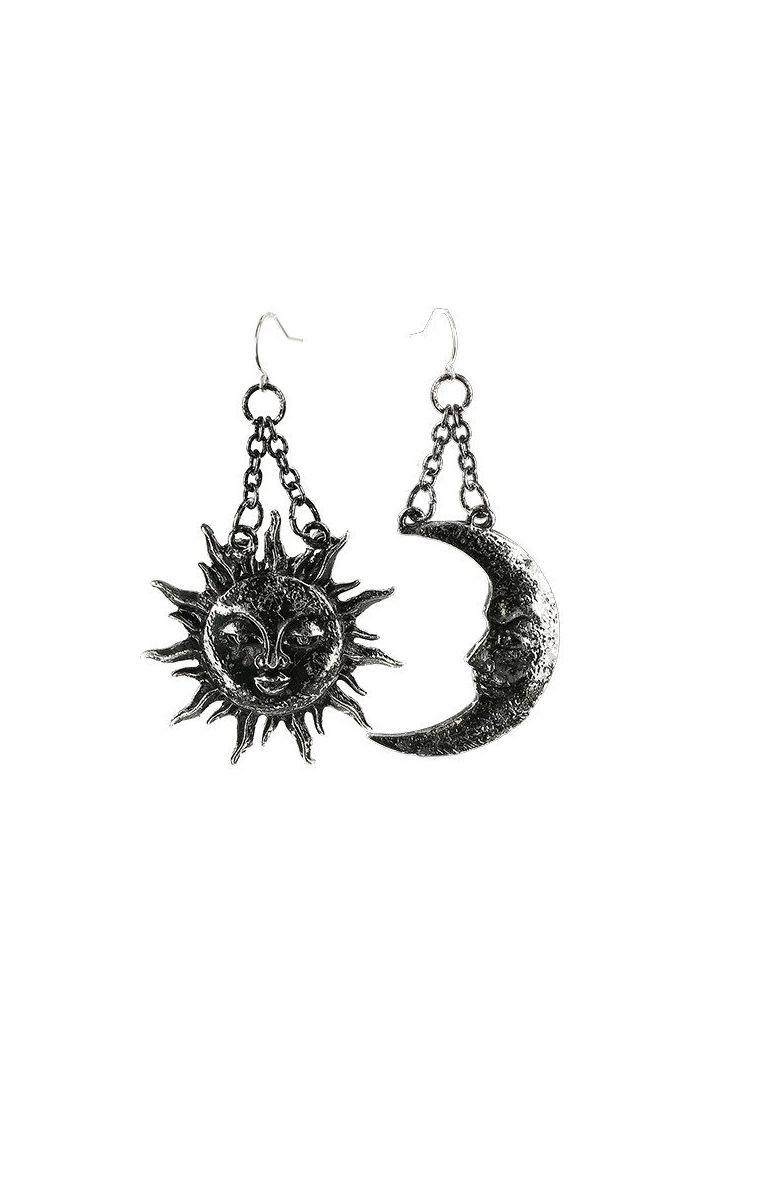 Moon & Sun Earrings