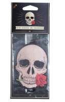 Skull Rose Air Freshener #418