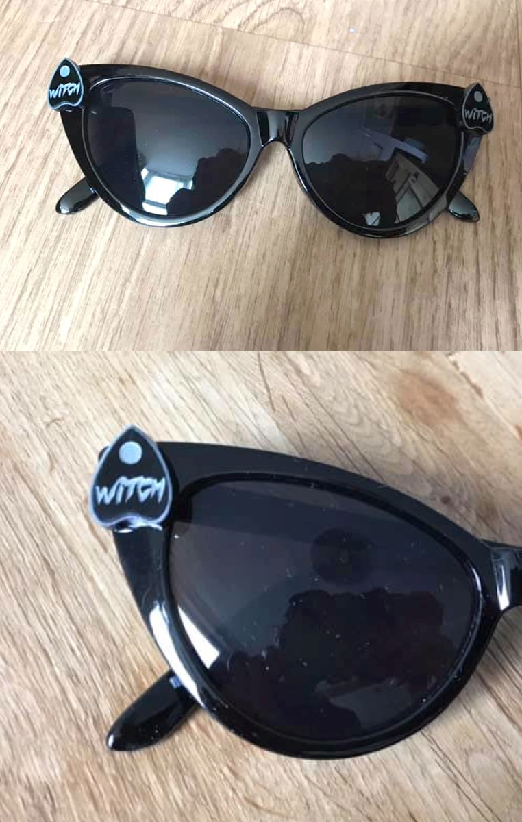 Witch Planchette Sunglasses