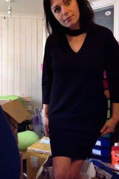 Choker Dress RRP £39.99