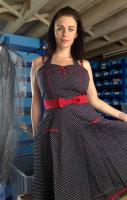 Retro Dress RRP £49.99