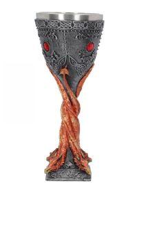 Dragons Weave Goblet