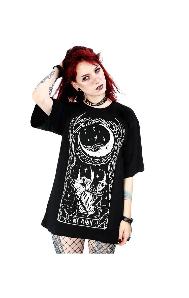 Witches Chant Oversized T-shirt