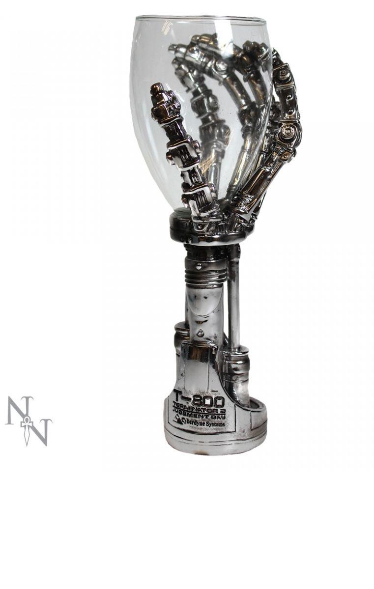Terminator 2 Hand Goblet