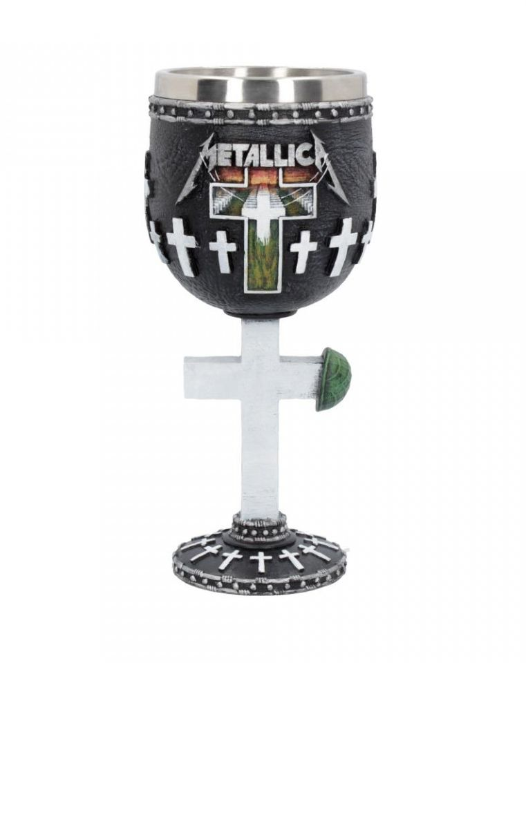 Master Of Puppets Goblet