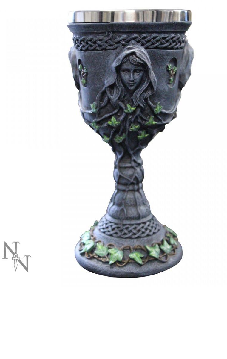 Mother, Maiden & Crone Chalice