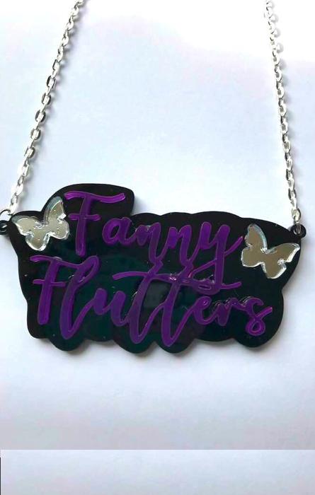 Fanny Flutters RRP £8.99