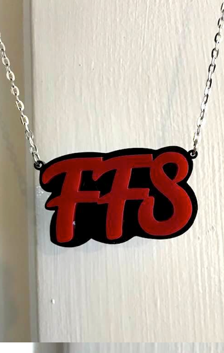 FFS Necklace RRP £8.99