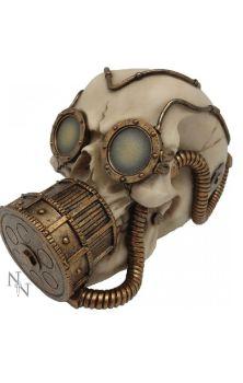 Mechanical Respirator Skull Figure