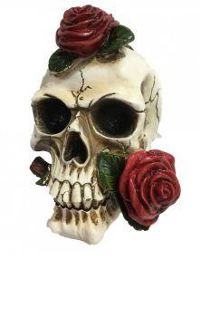 Deathly Proposal Skull Figure