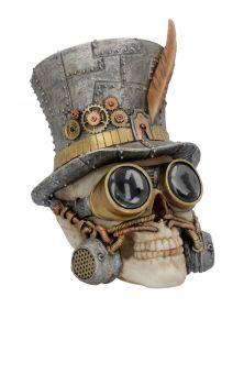 Count Archibald Skull Figure