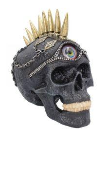 Eye Opener Skull Figure