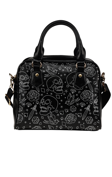 Fucking Fabulous Bowler Bag