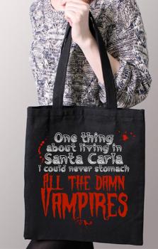 Vampires Tote Bag