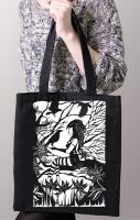 Gothic Fairies Tote Bag
