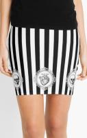 Morte Del Amore Pencil Skirt