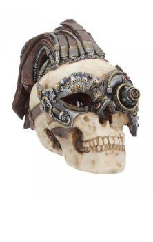 Dreadlock Device Skull Figure