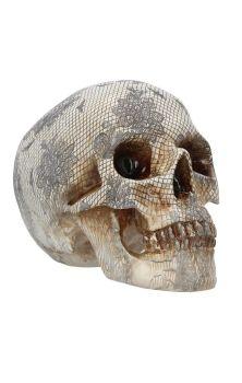Elegant Death Skull Figure