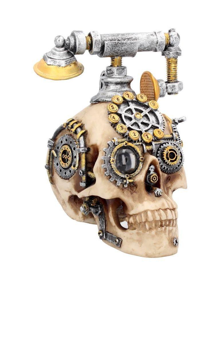 Dead Ringer Skull Figure