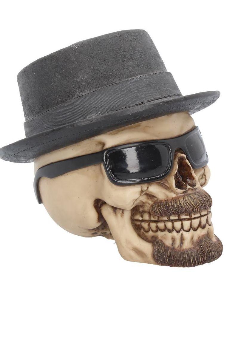 Badass Skull Figure