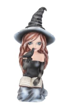Regan Witch Figure