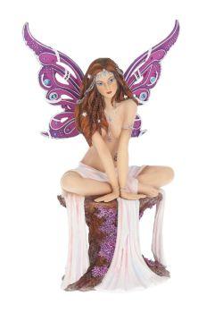 Jewelled Fairy Amethyst