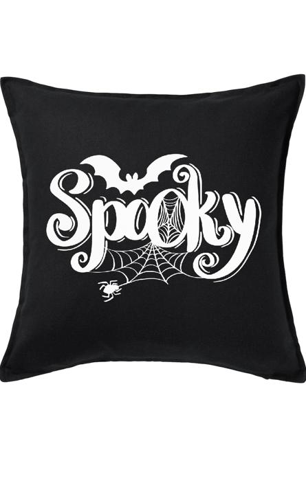 Spooky Cushion RRP £17.99