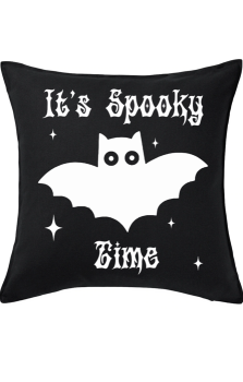Spooky Time Cushion