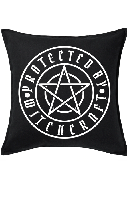 Protected By Witchcraft Cushion RRP £17.99