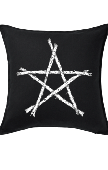Pentagram Cushion