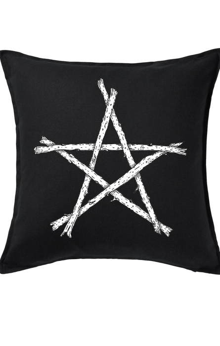 Pentagram Cushion RRP £17.99
