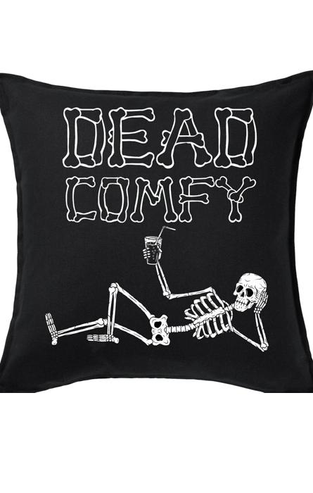 Dead Comfy Cushion RRP £17.99