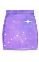 Twinkle Twinkle Kawaii Star Pencil Skirt RRP £19.99