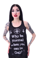 Why Be Normal Vest
