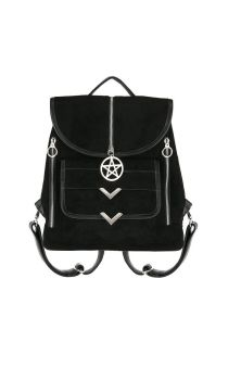 Blaire Suede Backpack