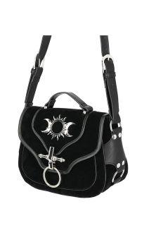 Triple Goddess Gothic Handbag