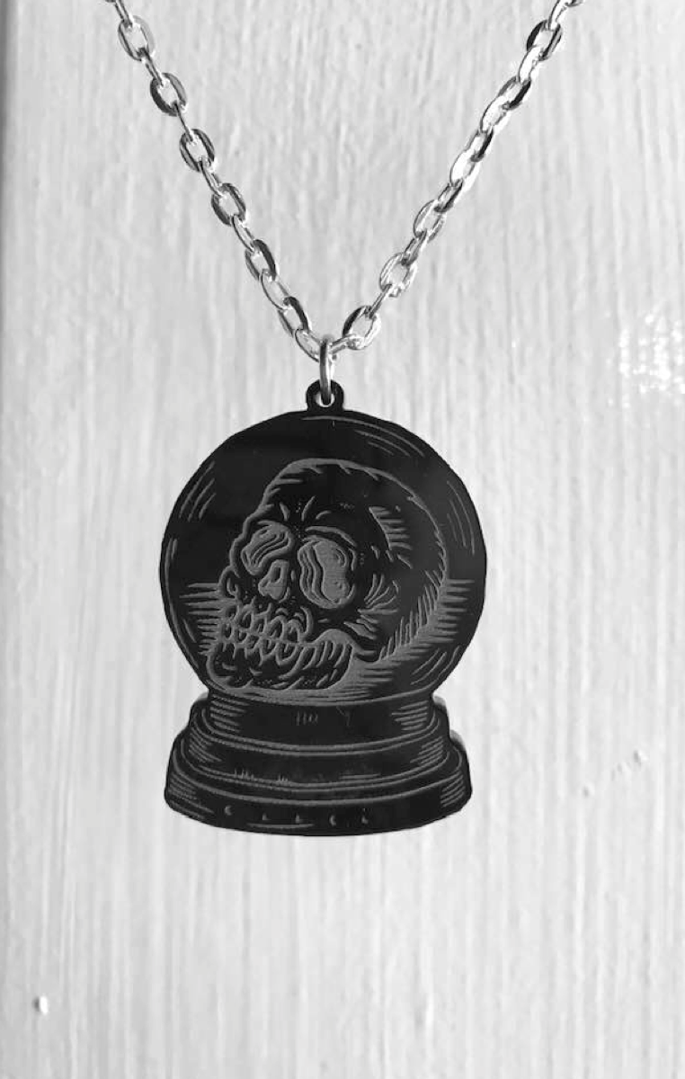 Deathy Future Necklace RRP £6.99